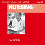 OXFORD ENGLISH FOR CAREERS NURSING 1 CLASS CD