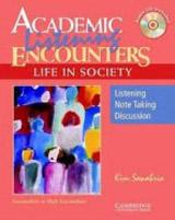 Kurz rozv�j� u pokro�il�ch student� angli�tiny pomoc� autentick�ch rozhovor� a p�edn�ek ve t��d� dovednost poslechu s porozum�n�m. - u�ebnice s poslechov�m CD