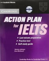 Kr�tk� intenzivn� anglick� kurz Action Plan for IELTS je ur�en� k p��prav� na zkou�ku IELTS - pack obsahuje u�ebnici s poslechov�m CD