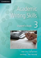 Academic Writing Skills 3 Student�s Book