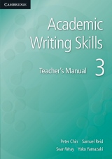 Academic Writing Skills 3 Teacher�s Book