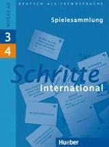 Schritte international 3+4 Spielesammlung zu Band 3 und 4