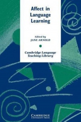 Tato kniha zkoum� �lohu afektu a pozn�n� p�i studiu jazyk�.