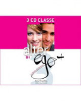 ALTER EGO PLUS 3 CD (3) CLASSE