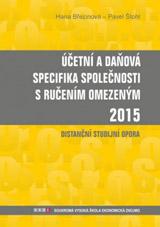 Úèetní a daòová specifika s.r.o. 2015