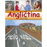 Angliètina pro 4.roèník základní školy Hello, kids! - uèebnice