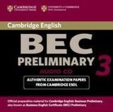 Cambridge BEC 3 Preliminary Audio CD
