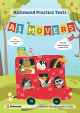 Richmond Practice Tests A1 Movers Student´s Book