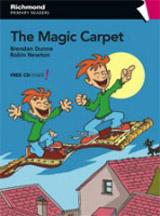 Richmond Primary Readers Level 2 THE MAGIC CARPET + CD