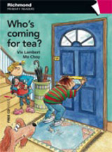 Richmond Primary Readers Level 3 WHO´S COMING FOR TEA? + CD