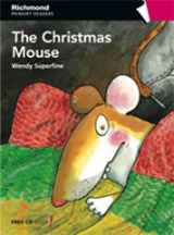Richmond Primary Readers Level 4 CHRISTMAS MOUSE + CD