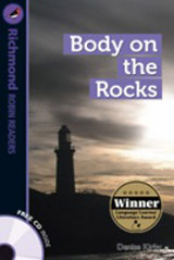 Richmond Robin Readers Level 6 BODY ON THE ROCKS + CD