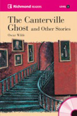 Richmond Readers Level 3 CANTERVILLE GHOST + CD