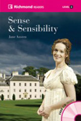 Richmond Readers Level 4 SENSE &SENSIBILITY + CD