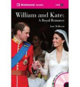 Richmond Readers Level 4 WILLIAM AND KATE + CD