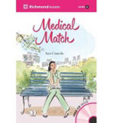 Richmond Readers Level 4 A MEDICAL MATCH + CD