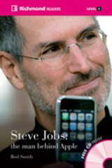 Richmond Readers Level 5 STEVE JOBS + CD