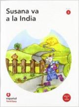 Primeros lectores 2 LIBRO SUSANA VA A LA INDIA + CD