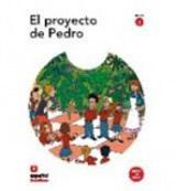 Primeros lectores 2 EL PROYECTO DE PEDRO + CD