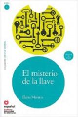 Leer en Espanol 1 MISTERIO DE LA LLAVE + CD