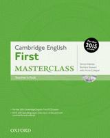 Cambridge English First Masterclass Teacher´s Pack