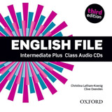 English File Intermediate Plus (3rd Edition) Class Audio CDs (4)