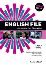 English File Intermediate Plus (3rd Edition) Class DVD