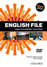 English File Upper-Intermediate (3rd Edition) Class DVD