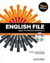 English File Upper-Intermediate (3rd Edition) Multipack A