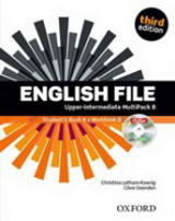 English File Upper-Intermediate (3rd Edition) Multipack B