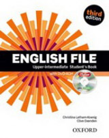 English File Upper-Intermediate (3rd Edition) Student´s Book and iTutor Pack
