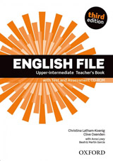 English File Upper-Intermediate (3rd Edition) Teacher´s Book with Test and Assessment CD-ROM