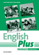 English Plus 3 Workbook ( International English Edition) with Online Skills Practice