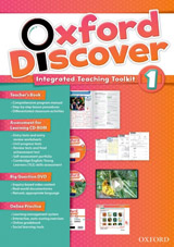 Oxford Discover 1 Teacher´s Book with Online Practice