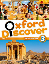 Oxford Discover 3 Student´s Book