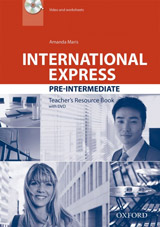 International Express Pre-Intermediate (3rd Edition) Teacher´s Resource Book Pack