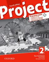 Project Fourth Edition 2 Pracovní sešit s Audio CD