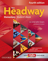 New Headway Elementary (4th Edition) Student´s Book with iTutor & Online Practice