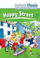 Happy Street 3rd Edition 2: iTools DVD-ROM