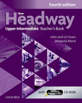 New Headway Upper Intermediate (4th Edition) Teacher´s Book and Resource Disc Pack