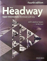New Headway Upper Intermediate (4th Edition) Workbook with Key and iChecker CD Pack