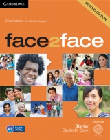 face2face 2nd Edition Starter Student´s Book with CD-ROM