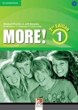More! 1 2nd Edition Workbook