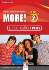 More! 2 2nd Edition Interactive Classroom DVD-ROM