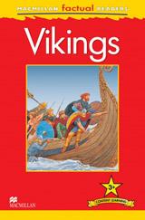 Macmillan Factual Readers Level 3+ Vikings