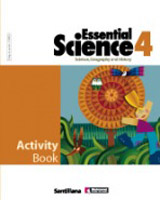 ESSENTIAL SCIENCE 4 ACTIVITY BOOK