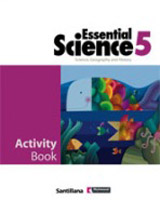 ESSENTIAL SCIENCE 5 ACTIVITY BOOK