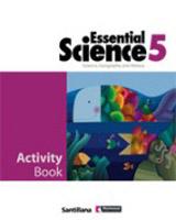 ESSENTIAL SCIENCE 5 ACTIVITY BOOK