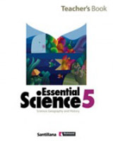 ESSENTIAL SCIENCE 5 TEACHER´S BOOK