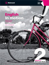 ENGLISH IN MOTION 2 ALL IN ONE RESOURCE BOOK